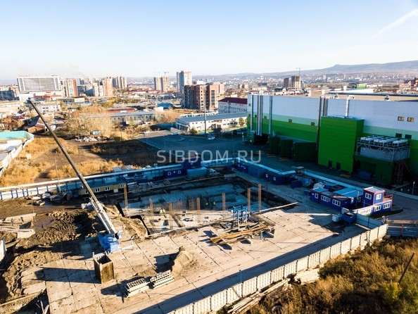 Фото Жилой комплекс Арбан SMART (Смарт) на Шахтеров, д 3, Ход строительства 29 октября 2018