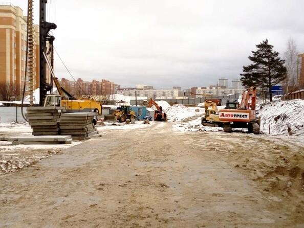 Фото Жилой комплекс ЛОМОНОСОВ, Ход строительства ноябрь 2018