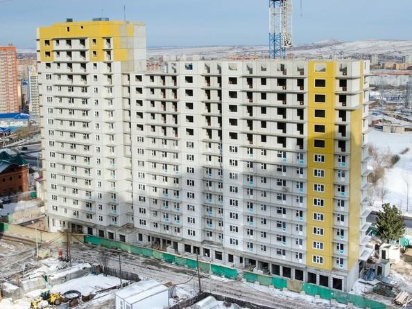 Ход строительства 16 февраля 2019