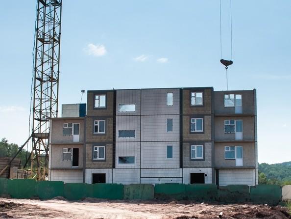 Ход строительства 16 августа 2019