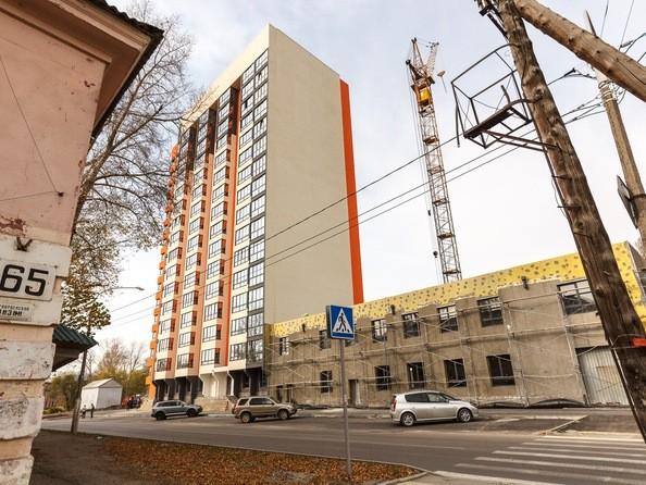 Фото Жилой комплекс КОСМОНАВТЫ, Б/С 1, октябрь 2018
