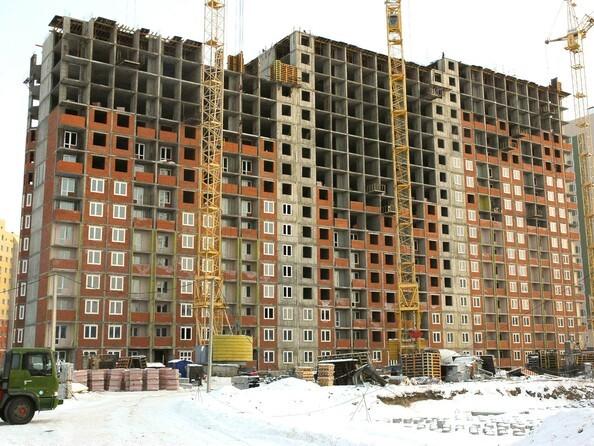Фото Жилой комплекс КУЗЬМИНКИ, дом 12, Ход строительства декабрь 2018