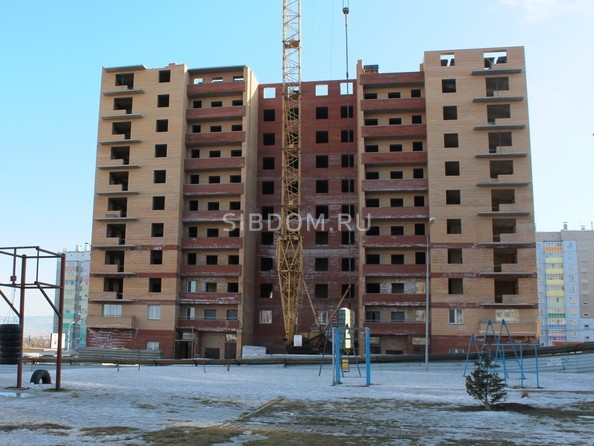 Фото Жилой комплекс Мужества, 12 , Ход строительства 20 марта 2018
