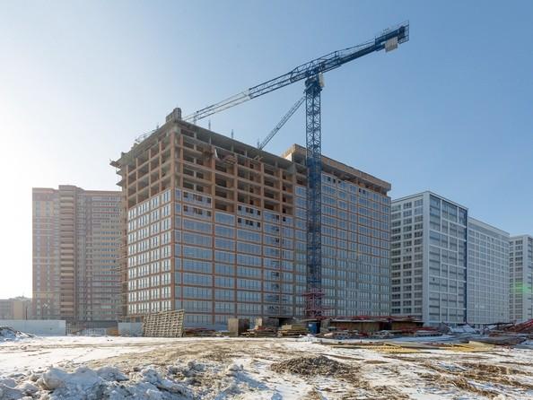 Фото Жилой комплекс ПАНОРАМА, дом 3, Ход строительства март 2018