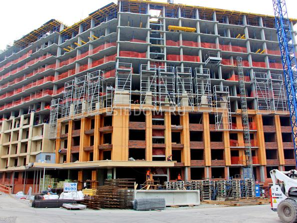 Фото Жилой комплекс РОМАНТИКА, Ход строительства август 2019