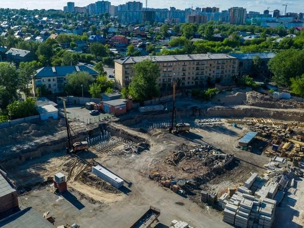 Фото Жилой комплекс СЭЛФОРТ, 2 оч, Ход строительства 14 июня 2019