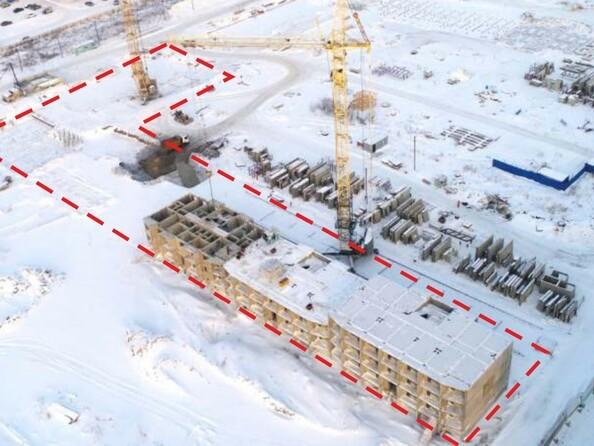 Фото Жилой комплекс ЧИСТАЯ СЛОБОДА, дом 32, Ход строительства декабрь 2018