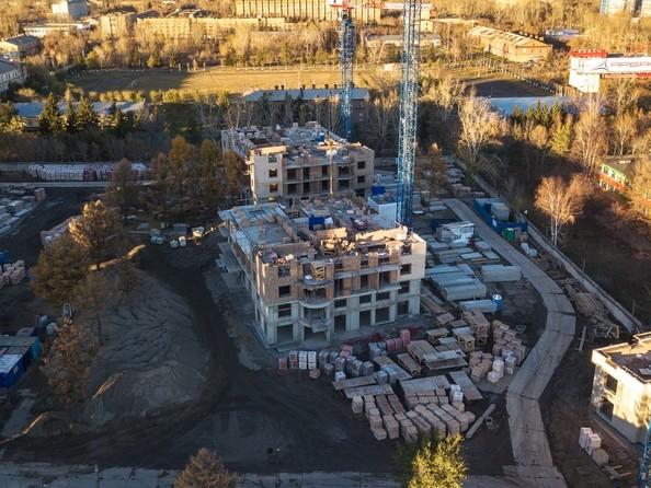 Фото Жилой комплекс SCANDIS (Скандис), дом 6, Ход строительства 29 октября 2018