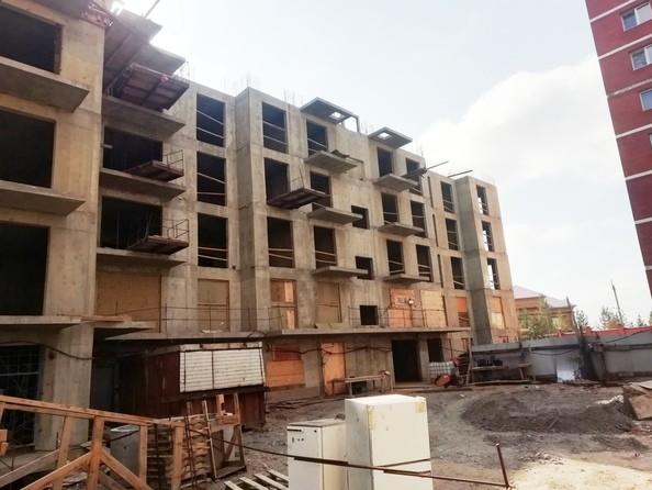 Ход строительства 3 июля 2020