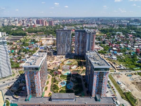 Ход строительства 21 июня 2019