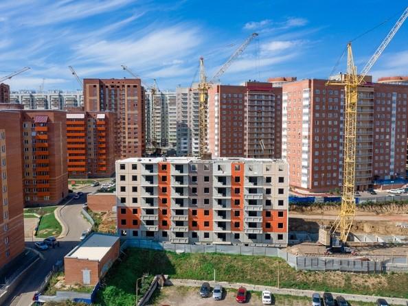 Фото Жилой комплекс СНЕГИРИ, дом 7, Ход строительства 27 августа 2019