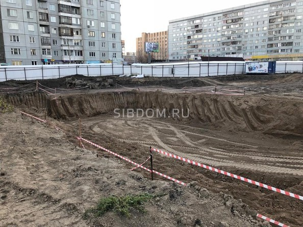 Фото Жилой комплекс КРИСТАЛЛ, корпус 1, Ход строительства октябрь 2018