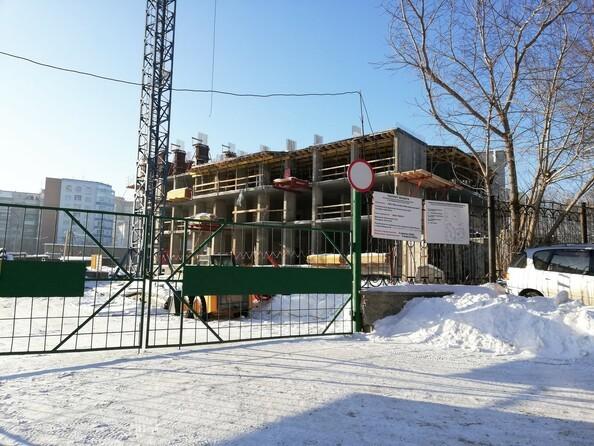 Фото Жилой комплекс Немировича-Данченко, дом 1, Ход строительства 31 декабря 2018