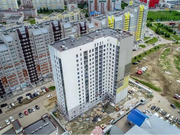 Фото ONE LOFT, Ход строительства июль 2019