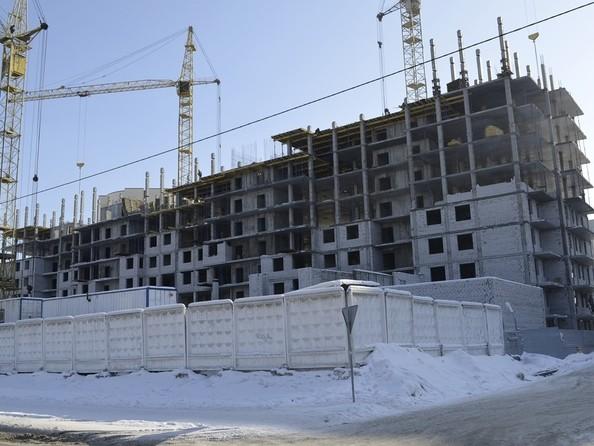 Фото Жилой комплекс ОЛИМПИЙСКИЙ, февраль 2018