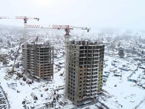 Ход строительства дома 05.02.2021