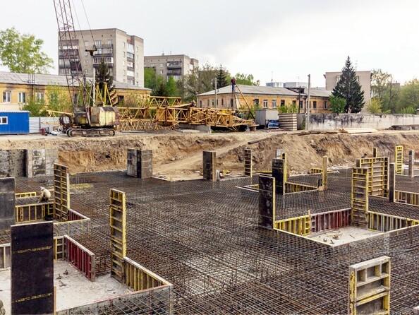 Фото МАЯКОВСКИЙ, Ход строительства май 2019