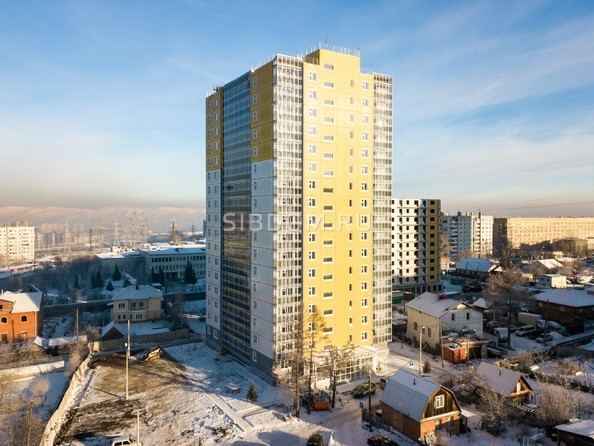 Фото Жилой комплекс КУРЧАТОВА, дом 6, стр 2, Ход строительства 11 декабря 2018