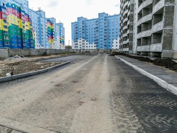 Фото Жилой комплекс ХОРОШИЙ, дом 3, Октябрь 2017