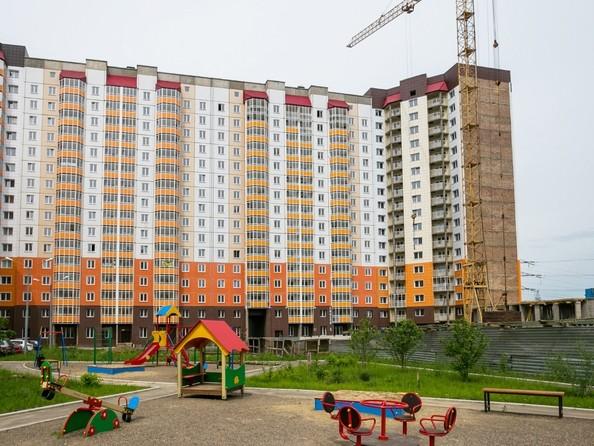 Фото Жилой комплекс Караульная, 6 дом, 3 оч, 25 июня 2018