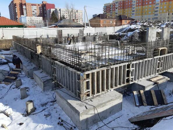 Фото Жилой комплекс КрымSky, дом 7, Ход строительства март 2019