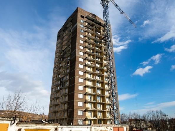 Фото Жилой комплекс Калинина, 47б, дом 2, Ход строительства 25 февраля 2019