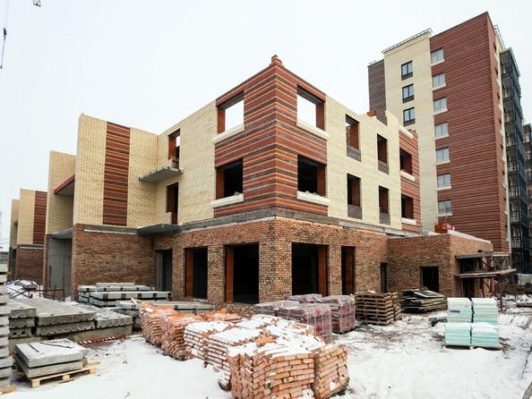 Фото Жилой комплекс Академгородок, дом 1, корп 2, Ход строительства 22 декабря 2018