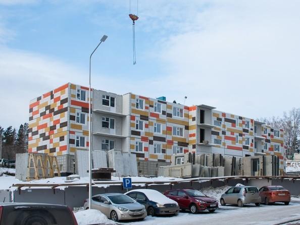 Ход строительства 16 января 2020