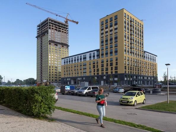 Фото Жилой комплекс ЕВРОПЕЙСКИЙ БЕРЕГ, дом 24, Ход строительства июнь 2019