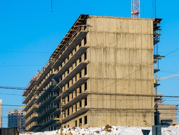 Фото Жилой комплекс Солнечный, 3 мкр, 2 квартал, дом 11, Ход строительства 11 декабря 2018