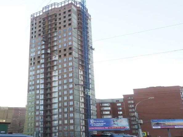 Фото Жилой комплекс Семьи Шамшиных, 55, Ход строительства 31 октября 2017