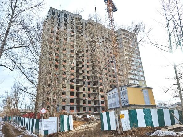 Фото Жилой комплекс ГРАНД-ПАРК, б/с 1.2, Ход строительства 28 марта 2018