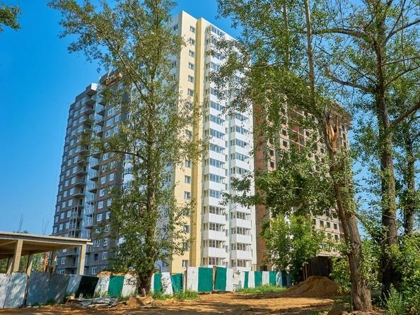 Фото Жилой комплекс ГРАНД-ПАРК, б/с 1.1, Ход строительства 2 августа 2018