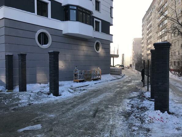 Фото Жилой комплекс ДОМ НА БЕРЕЗОВОЙ РОЩЕ, Ход строительства декабрь 2018