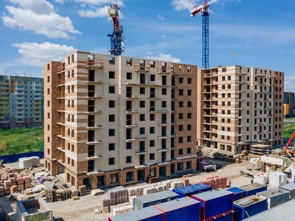 Фото Жилой комплекс Арбан SMART (Смарт) на Шахтеров, д 2, Ход строительства 5 августа 2019