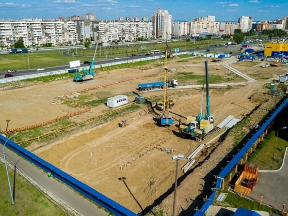 Фото ПРЕОБРАЖЕНСКИЙ, дом 22, этап 2, Ход строительства 14 июня 2019