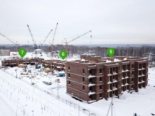 Фото Жилой комплекс Да Винчи, дом 5, Ход строительства декабрь 2018