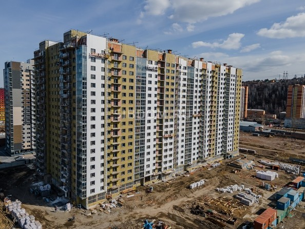 Ход строительства 26 марта 2021