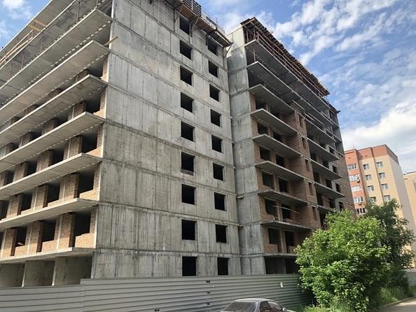 Фото Жилой комплекс СИБИРЯЧКА, 22 июня 2018