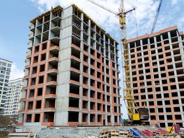 Ход строительства 1 июня 2021
