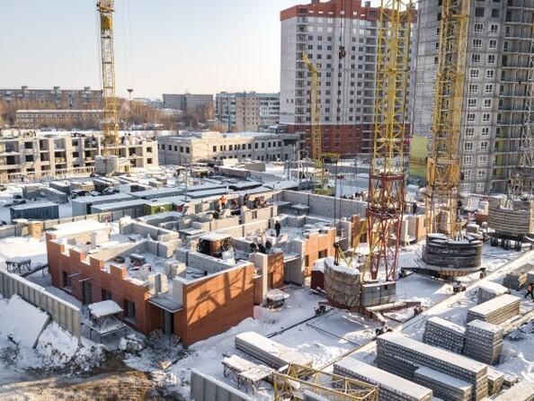 Фото Жилой комплекс МАРС, дом 11, Ход строительства декабрь 2018