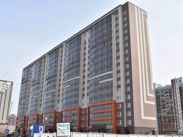Фото Жилой комплекс РОДНИКИ, дом 452, Ход строительства апрель 2019
