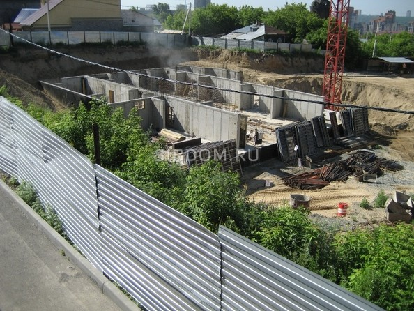 Ход строительства 26 июня 2019