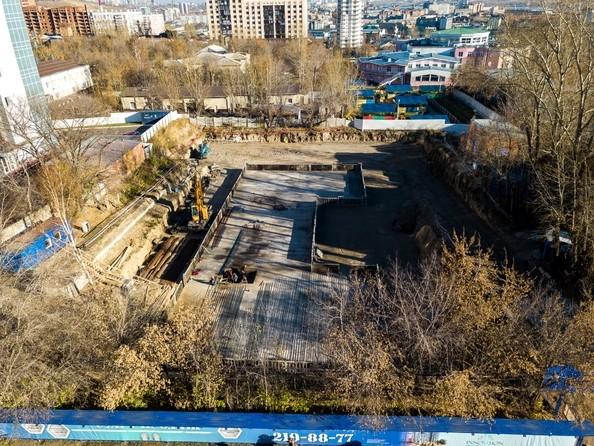 Фото Жилой комплекс INNOVATION (Инновейшн), Ход строительства 29 октября 2018