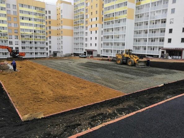 Фото Жилой комплекс КЕМЕРОВО-СИТИ, 37, б/с 4,5 , август 2018