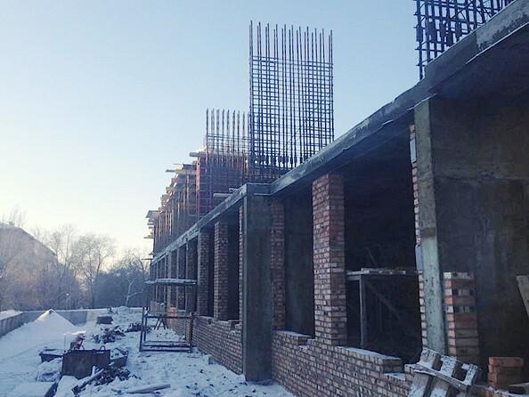 Фото Жилой комплекс УТИНАЯ ГОРА, Ход строительства декабрь 2018