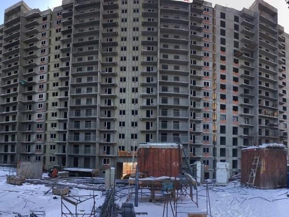 Ход строительства 5 февраля 2020