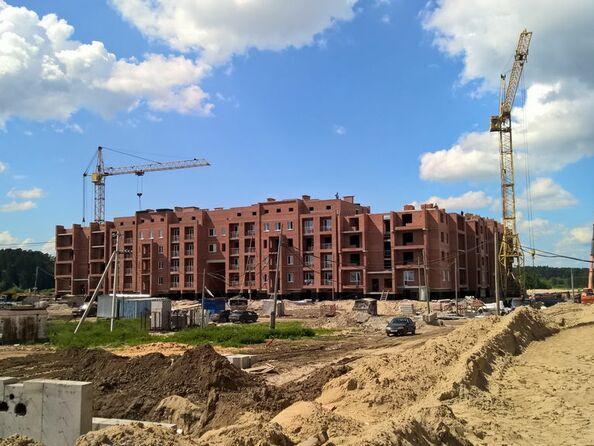 Фото Жилой комплекс СЕВЕРНЫЙ ПАРК, 7 КВАРТАЛ, 2 июля 2018