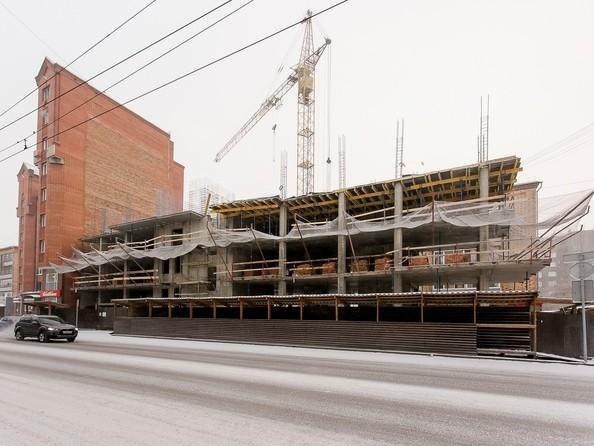Ход строительства 27 декабря 2020