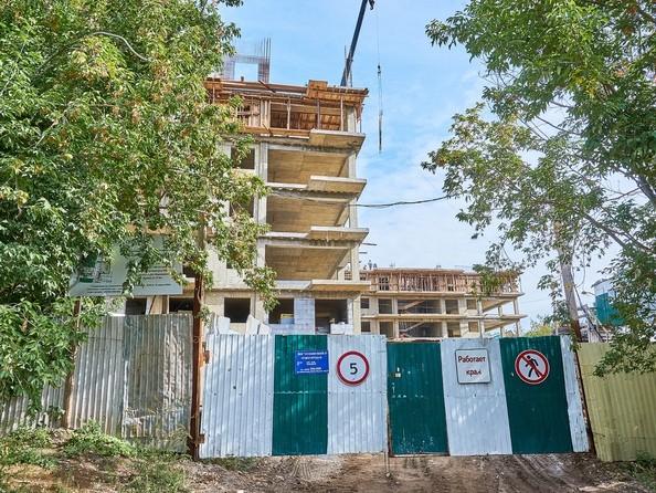 Фото Жилой комплекс УСПЕНСКИЙ-3, б/с 1 , Ход строительства 19 сентября 2019